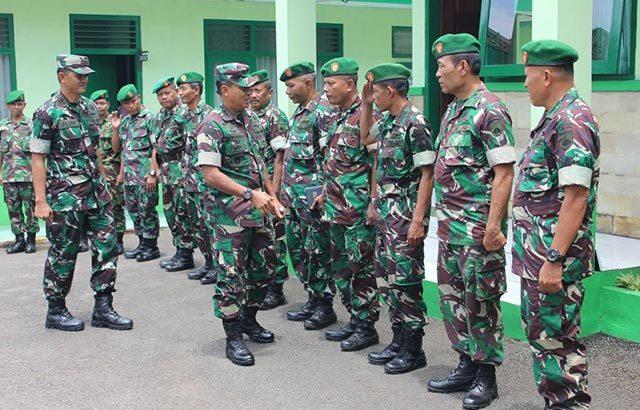 Kehadiran TNI Memberikan Rasa Aman bagi Masyarakat