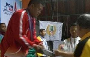 Prajurit TNI Raih Prestasi Pada PON XIX Jawa Barat