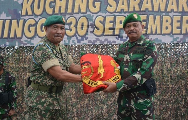 Latihan Bersama Kekar Malindo Ke 40 AB/2016 Ditutup