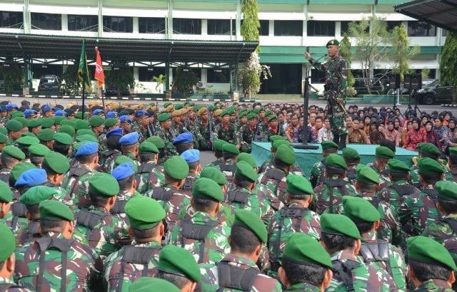 Tentara Itu Harus Tegas Dan Punya Kebanggan