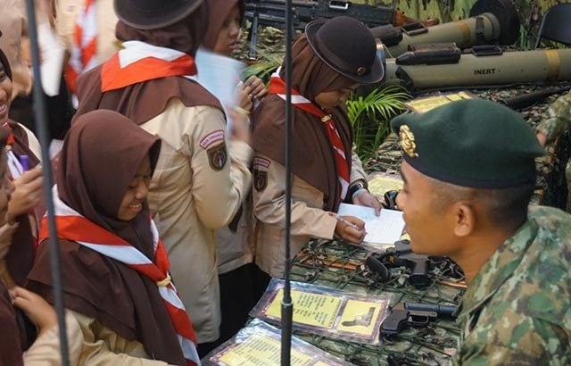 "Pameran Alutsista ""TNI Military Festival #4"" Digelar di Solo"