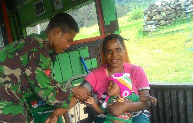 Pelayanan Kesehatan Gratis Bagi Warga Enarotali Dan Puncak Jaya