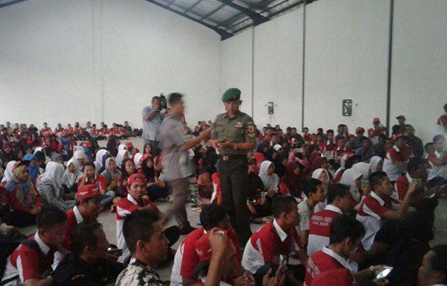 """""""Jambore Pemuda Ngawi"""" Pupuk Cinta Tanah Air"""