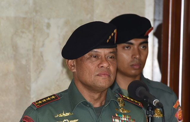 Panglima TNI : Hukuman Pecat Bagi Oknum TNI Terlibat Narkoba Segera Diberlakukan