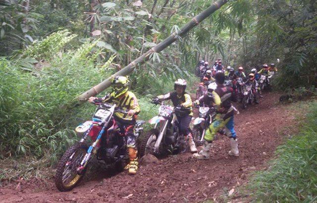 Adventure Trail, Wujud Keakraban TNI dengan Rakyat