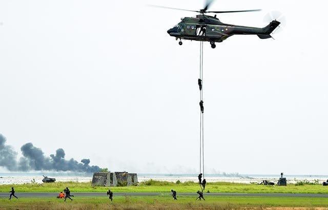 TNI Lakukan Penguatan Kekuatan di Seluruh Wilayah NKRI