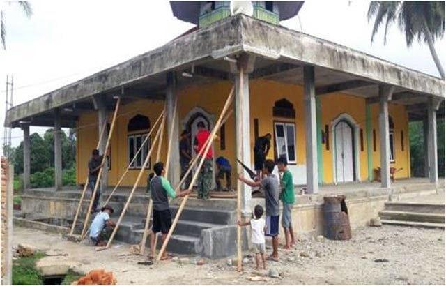 TMMD Bantu Percepatan Pembangunan Desa