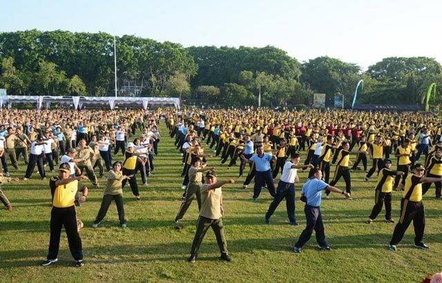 Kebersamaan TNI-Polri, Kekuatan yang Tak Terkalahkan