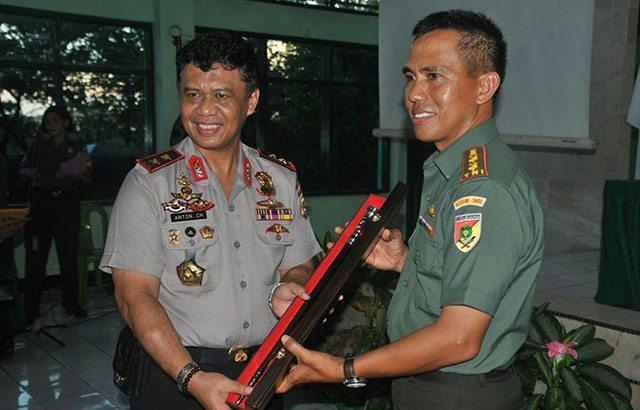 Kapolda Sulsel: TNI dan Polri Perekat Persatuan