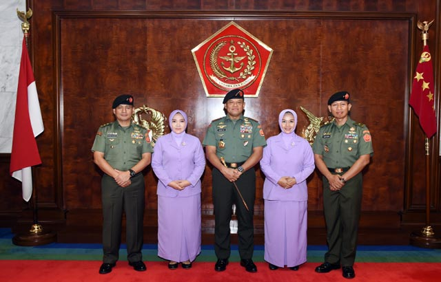 Pertahankan Penilaian Positif Terhadap TNI