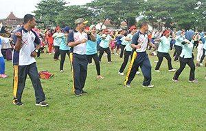 Jadikan Olahraga Sebagai Budaya dan Gaya Hidup Masyarakat Sleman