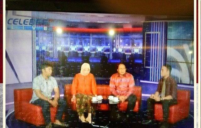 Dialog Interaktif Celebes TV : Cegah Radikalisme dan Perkuat Nasionalisme