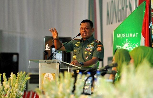 Panglima TNI: Restu Ibu Semangat Perjuangan Bangsa