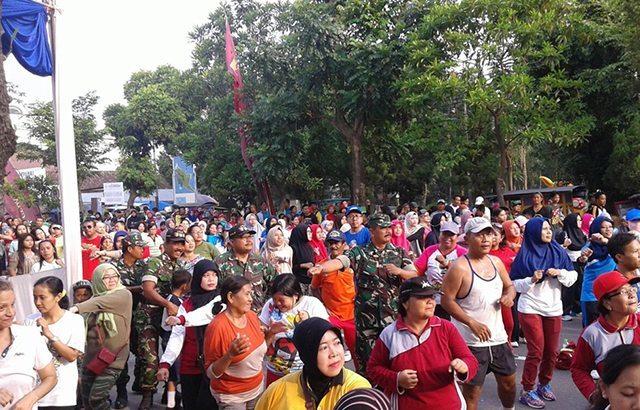 "Forkopimda Kediri Gelar Kegiatan ""Satukan Indonesia Dalam Bhinneka Tunggal Ika"""