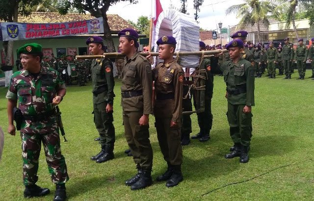 Napak Tilas Jenderal Sudirman Tumbuhkan Bela Negara
