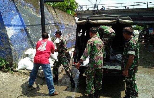Prajurit TNI AD Selalu Ada untuk Masyarakat