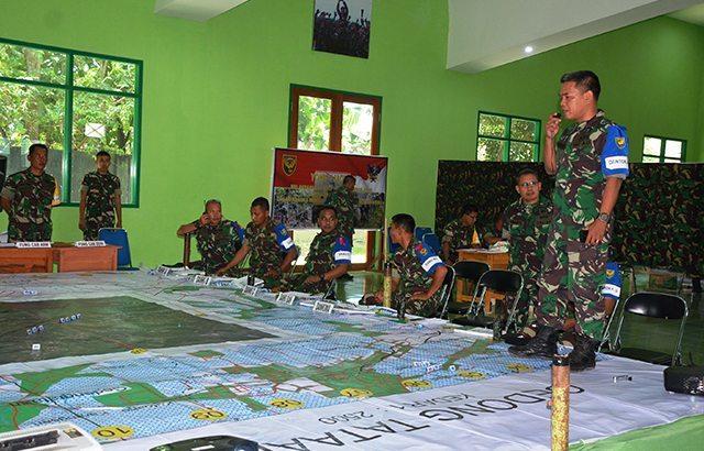 Latihan Simulasi Tempur Komputer, Tingkatkan Kemampuan Prajurit TNI