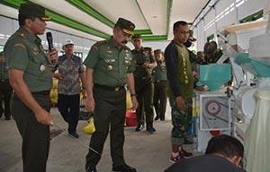 TNI AD Ciptakan Inovasi Untuk Sejahterakan Petani