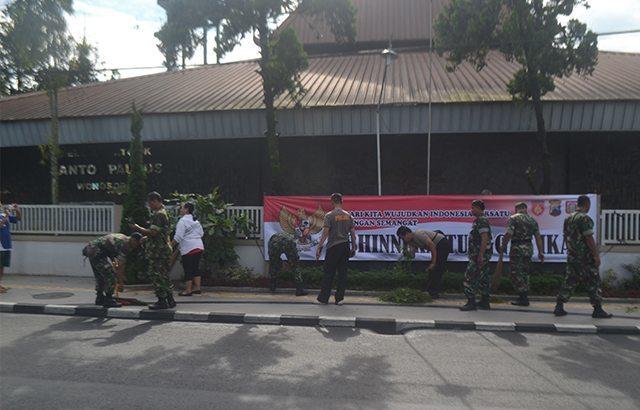 TNI Gelar Karya Bakti Untuk Negeri