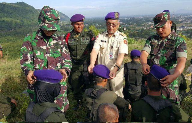 12.-20-Resimen-Mahasiswa-Mahadasa-Aceh-Melakukan-Pembaretan