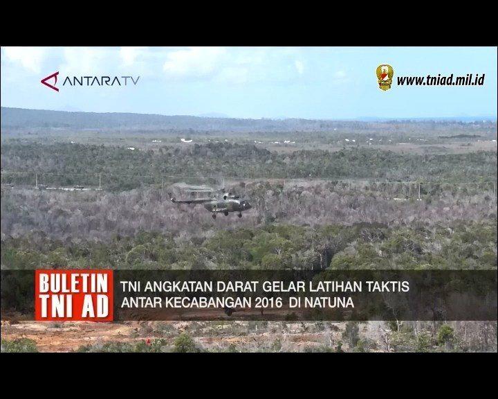 Buletin TNI AD eps 120 (28-11-2016)