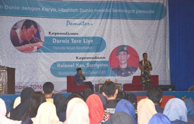 TNI Tanamkan Terus Rasa Cinta Tanah Air Kepada Generasi Muda Bangsa