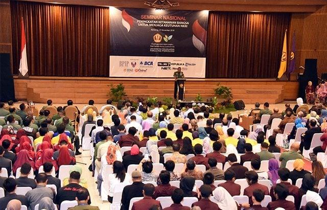 Panglima TNI Ajak Komponen Bangsa Doa Bersama Untuk Nusantara Bersatu