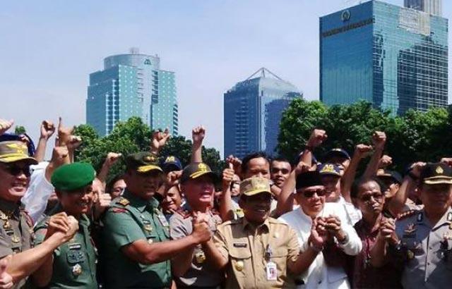 Pangdam Jaya : Jangan Ada Yang Mengganggu NKRI…..!!!!
