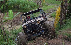 232 Offroader Meriahkan Adventure Jeep Akmil