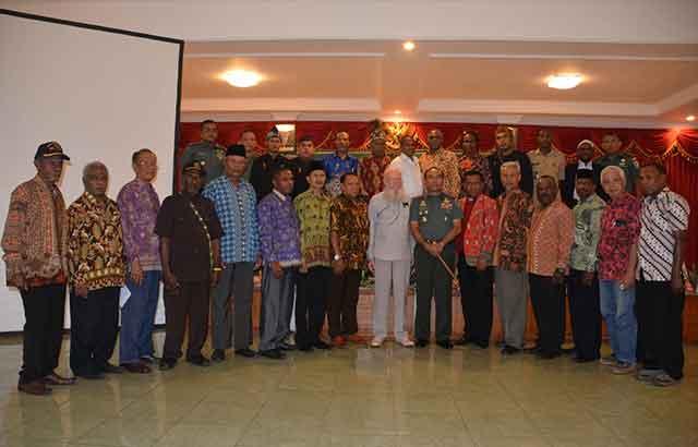 Pangdam XVII/Cenderawasih : Pancasila adalah Pusat Kekuatan Bangsa Indonesia