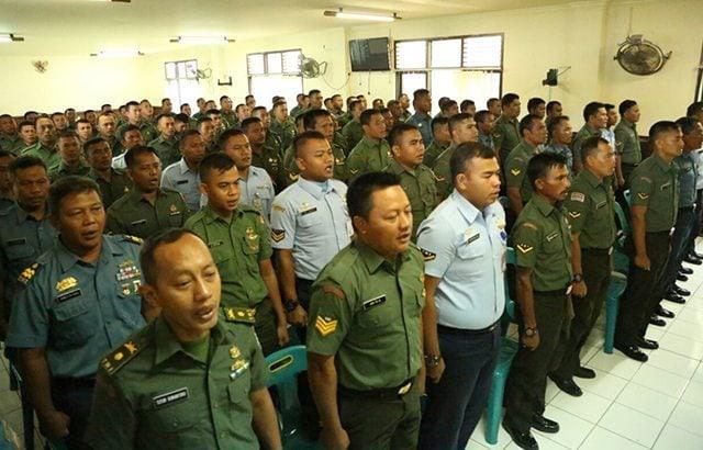 TNI Kuat Didukung Rakyat