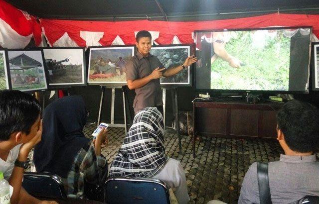 """Kodam Iskandar Muda Meriahkan """"Unsyiah Fair 2016"""""""