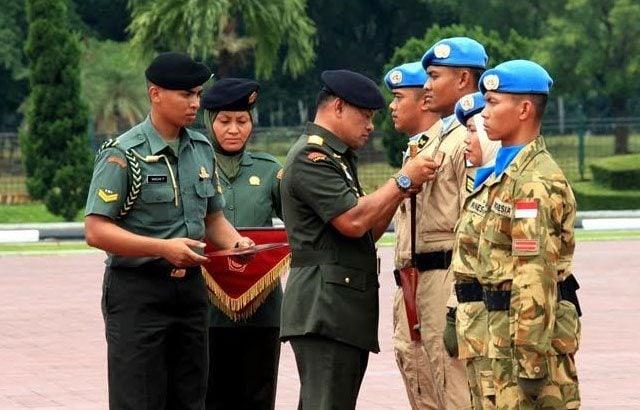 Panglima TNI : Tingkatkan Terus Kapasitas dan Kualitas TNI dalam Misi Perdamaian PBB