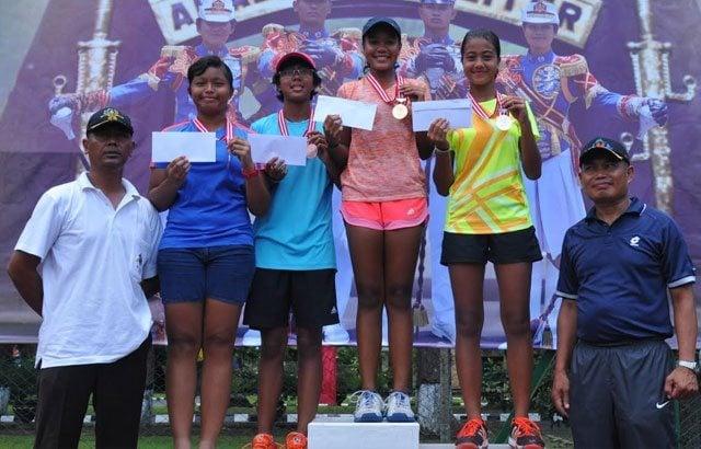 Gelar Kejuaraan Tenis Junior, Akademi Militer Jaring Atlet Handal