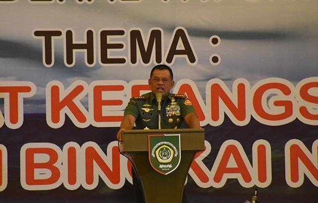Panglima TNI Inginkan Bangsa Indonesia Sebagai Bangsa Pemenang