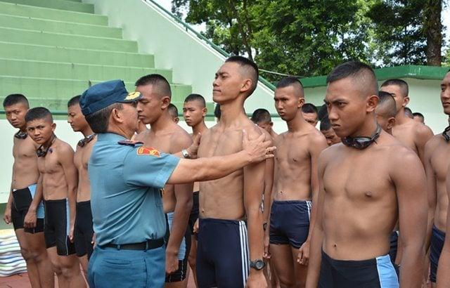Wadanjen Akademi TNI Kunjungi Akmil