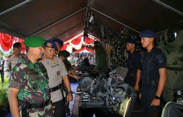 Pameran Alutsista Untuk Nusantara Bersatu di Aceh