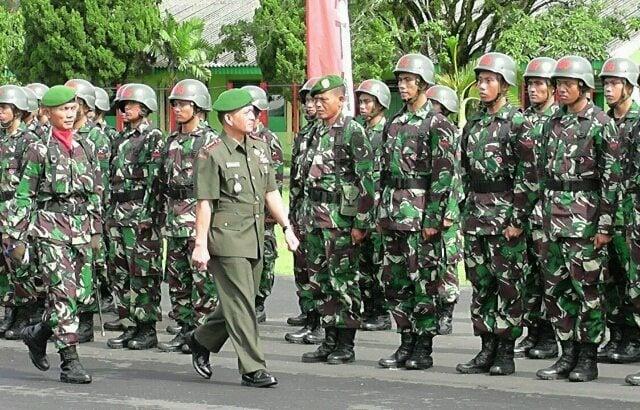 Jiwa Raga Prajurit untuk Kepentingan Bangsa dan Negara
