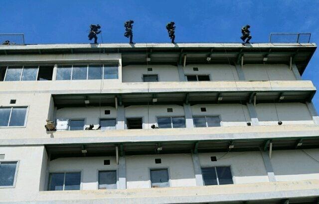 Latihan Bersama Pasukan Operasi Khusus TNI dengan Pasukan CTOC RTAF Resmi Ditutup