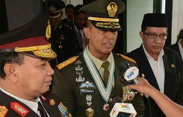 Jangan Sampai Ada Gejolak di Tanah Kalimantan Barat