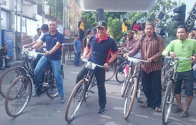 """""""Turonggo Fun Bike"""" TNI/Polri dan Warga pererat Hubungan"""