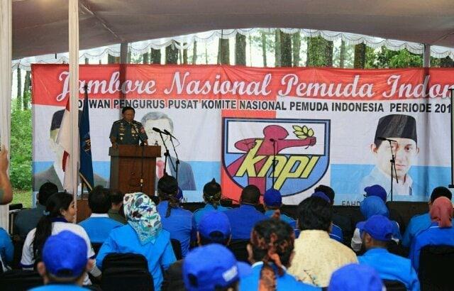 """Panglima TNI: """"Pemuda Harus Menjadi Tulang Punggung Bangsa"""""""