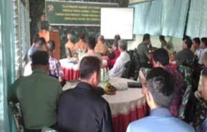 Jaga Kebhinekaan, Dandim Gelar Silaturahmi dengan Sejumlah Tokoh di Wilayah Jembrana
