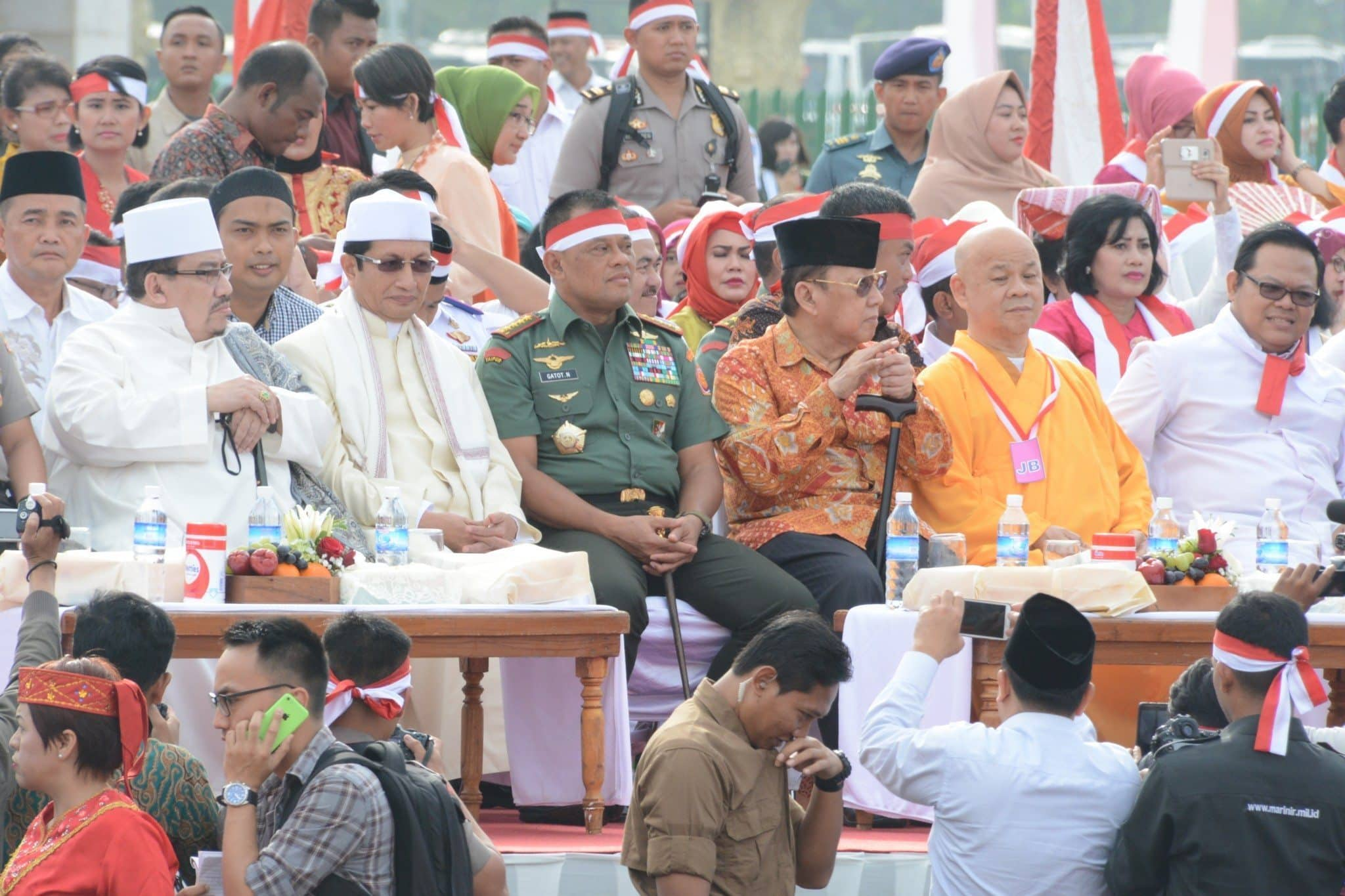 Nusantara Bersatu, Jakarta 30 November 2016