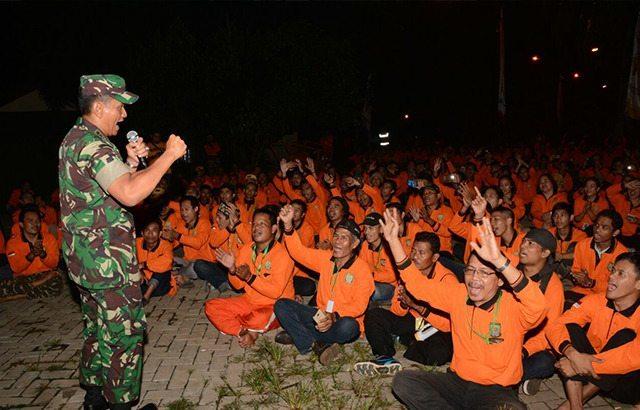 Rapatkan Barisan Menuju Indonesia Maju
