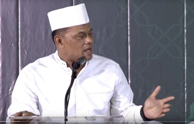 Sambutan Panglima TNI Pada Tabligh Akbar Muharram 1438 H Majelis Rasulullah SAW