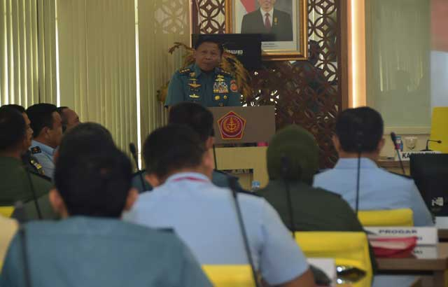 Kasum TNI : Pengelolaan Keuangan TNI Harus Transparan dan Akuntabel