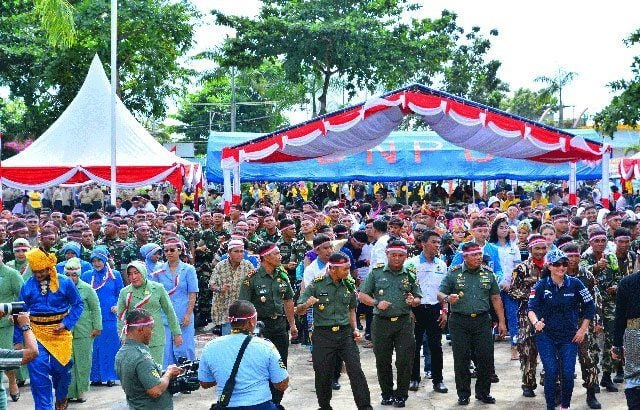 Apel Nusantara Bersatu untuk Indonesia