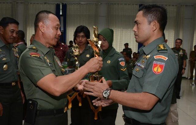 Binter Sebagai Roh Pengabdian TNI AD