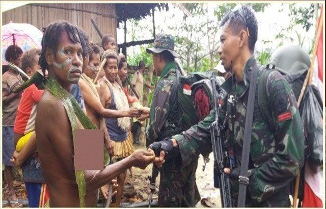 Prajurit Raider 700 Jelajahi Pedalaman Papua, Temukan Kampung Yang Tidak Ada Dalam Peta